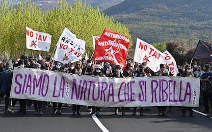 No Tav, attivista ferita durante la manifestazione a San Didero