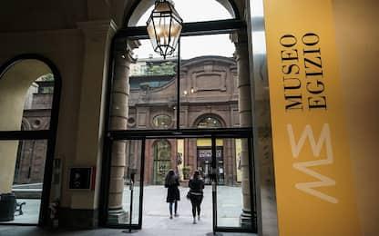 Torino, al Museo Egizio oltre 25 mila visitatori in un mese