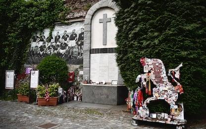 Tragedia di Superga, oggi il 72esimo anniversario dell'incidente aereo