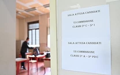Esami di Maturità 2021, orali al via in Piemonte per 35mila studenti
