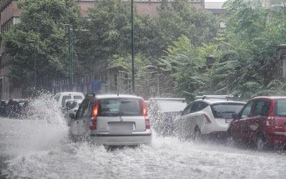 Maltempo, nubifragio a Siracusa: evacuate cinque famiglie