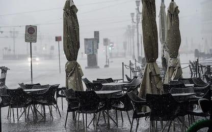 Coldiretti: 1600 eventi estremi nel 2021, +30% rispetto anno scorso