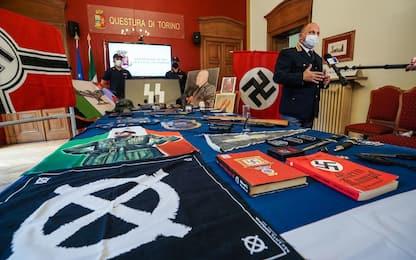 Propaganda nazi-fascista sui social, quattro indagati a Torino