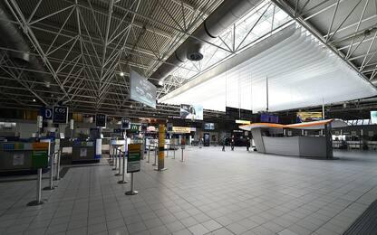 Trasporto aereo, sciopero domani: presidio all'aeroporto di Torino