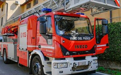 Incendio ad Adrano, fiamme in un'abitazione: morto 51enne