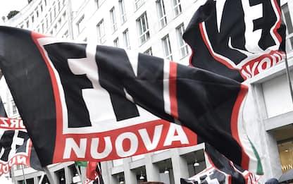 Forza Nuova, a Torino tre indagati per apologia di fascismo