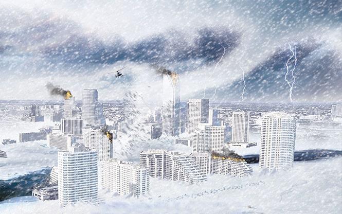 DISASTER NIGHT: I 4 ELEMENTI - ACQUA