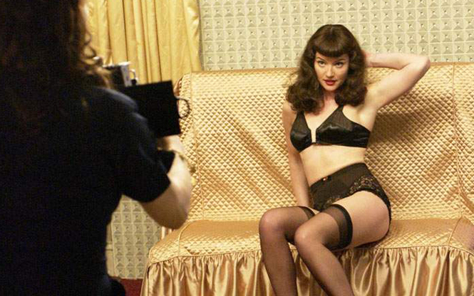 LA SCANDALOSA VITA DI BETTIE PAGE