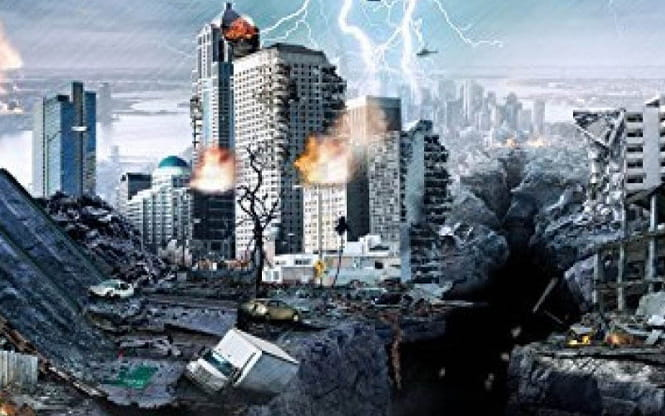 DISASTER NIGHT: I 4 ELEMENTI - TERRA