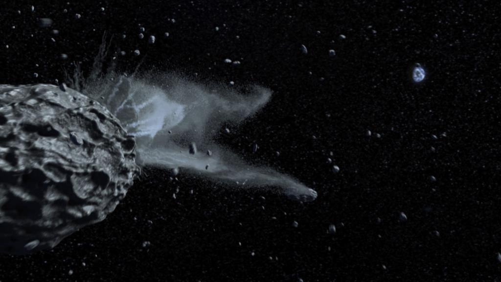 Asteroid vs Earth 5