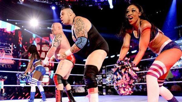 WWE RAW SmackDown wrestling 11