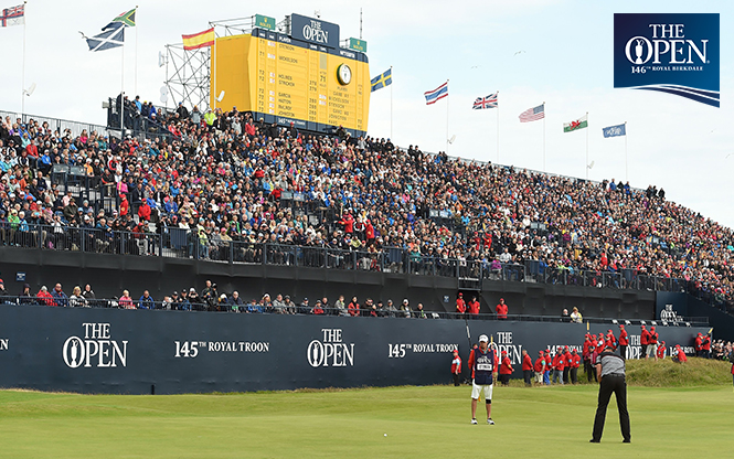 HIGHLIGHTS THE 146th OPEN AT ROYAL BIRKDALE