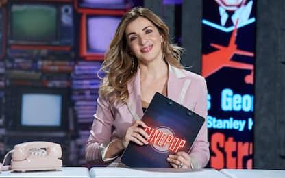 Cinepop arriva a condurre Elena Di Cioccio