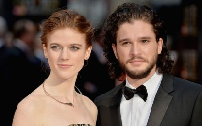 Game of Thrones, Kit Harington spoilera la fine alla moglie