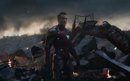 "Avengers Endgame: il nuovo trailer intitolato ""Overpower"""