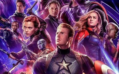 Avengers Endgame: il film nella storia con un incasso record