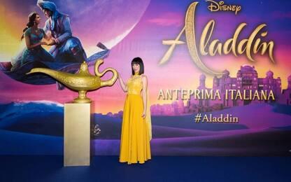 Aladdin: la voce di Jasmine è Naomi Rivieccio di X Factor 12