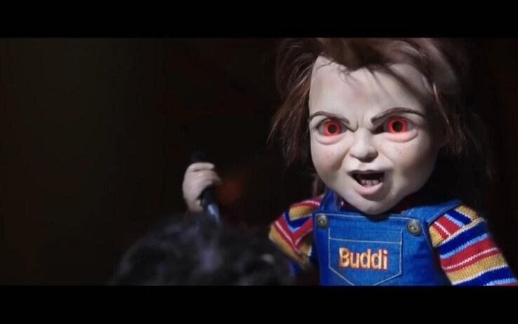 la bambola assassina completo