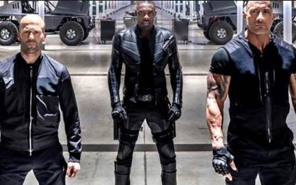 Fast & Furious - Hobbs & Shaw: l'anteprima