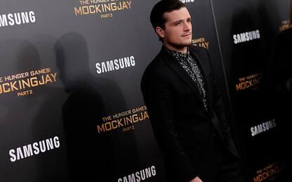 Josh Hutcherson, le foto dell'attore di Hunger Games