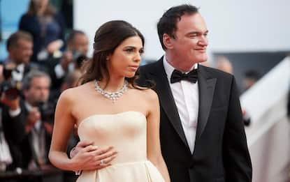 Quentin Tarantino diventa papà