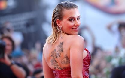 Venezia 2019. Scarlett Johansson e Brad Pitt sul Red Carpet