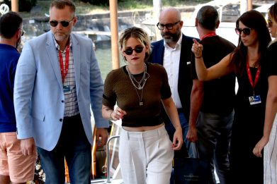 Venezia 2019: l'arrivo di Kristen Stewart al Lido