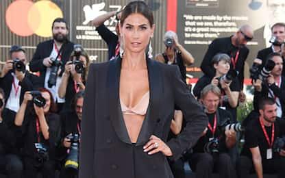 Melissa Satta Alessandra Mastronardi sul Red Carpet