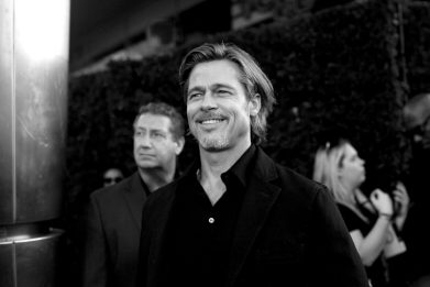 Once Upon a Time in Hollywood, il cast: Brad Pitt