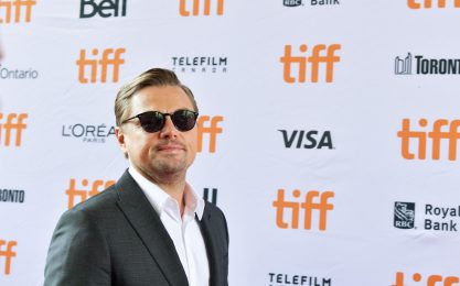 Once Upon a Time in Hollywood, il cast: Leonardo DiCaprio