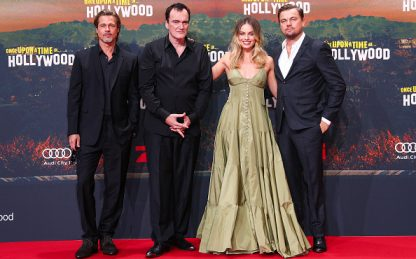 Once Upon A Time In Hollywood batte Bastardi Senza Gloria