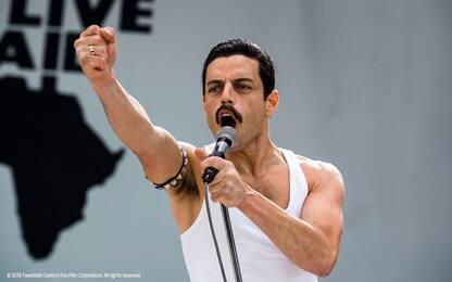 Freddie Mercury: l'omaggio di Sky Cinema Uno