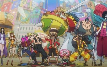 One Piece: Stampede – Il film: l'anteprima