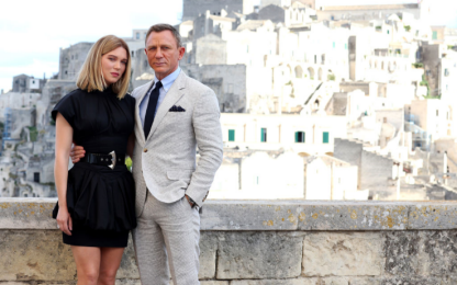 No Time to Die: finite le riprese del nuovo film su 007