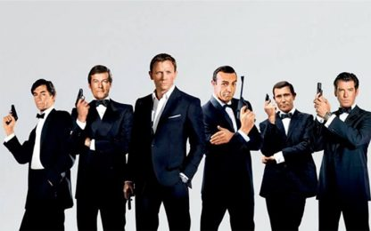 007: James Bond è su Sky Cinema Collection