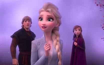 Nell'ignoto: il testo della canzone di Frozen 2