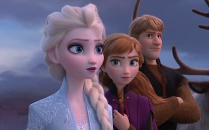 Frozen 2 da record, incassati oltre sette milioni di euro