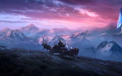 Da Grande: il testo della canzone di Frozen 2