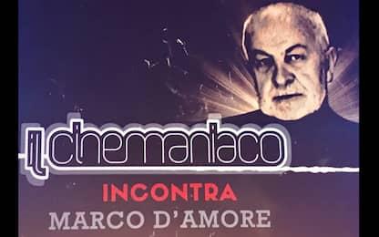 Il Cinemaniaco Gianni Canova incontra Marco D'Amore