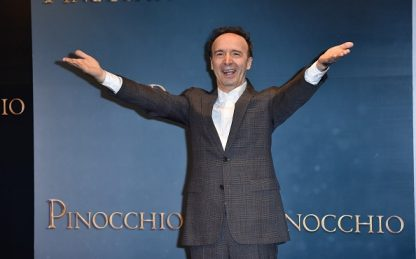 Pinocchio, il film di Garrone: l'intervista a Benigni. VIDEO