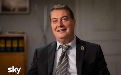 I Delitti del Barlume, il cast: Corrado Guzzanti è Pasquali