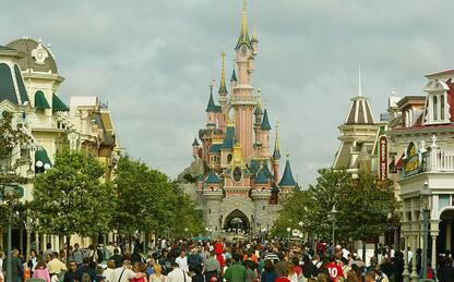 La proposta di matrimonio in stile Disney: il video