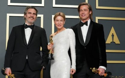 Oscar 2020, la cerimonia in gif