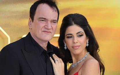 Quentin Tarantino e Daniella Pick: nato il loro primo figlio