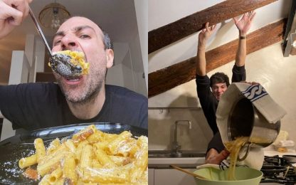 Carbonara Day: la video ricetta degli youtubers