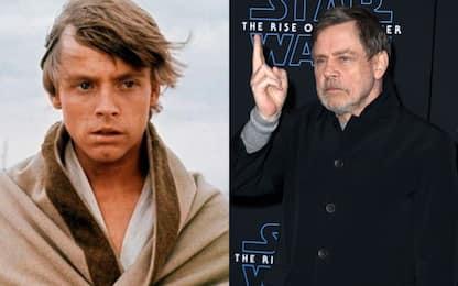 Star Wars, ieri e oggi: come sono cambiati i protagonisti