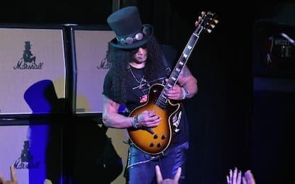 "Guns N' Roses, Slash sicuro: ""Nuovo album arriverà"""