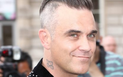 Robbie Williams: a febbraio un nuovo album