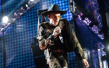 Music Awards a Verona: Achille Lauro tra i cantanti