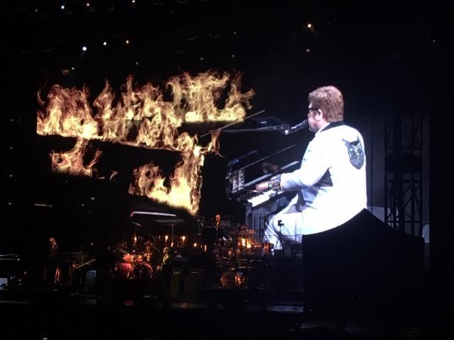Rocketman: le foto del film su Elton John